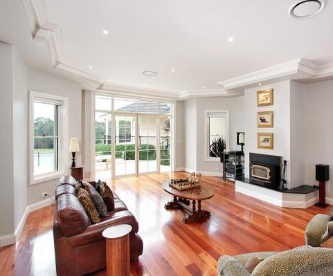 red gum timber flooring