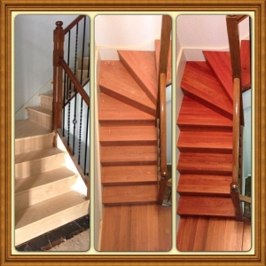 staircase transformation